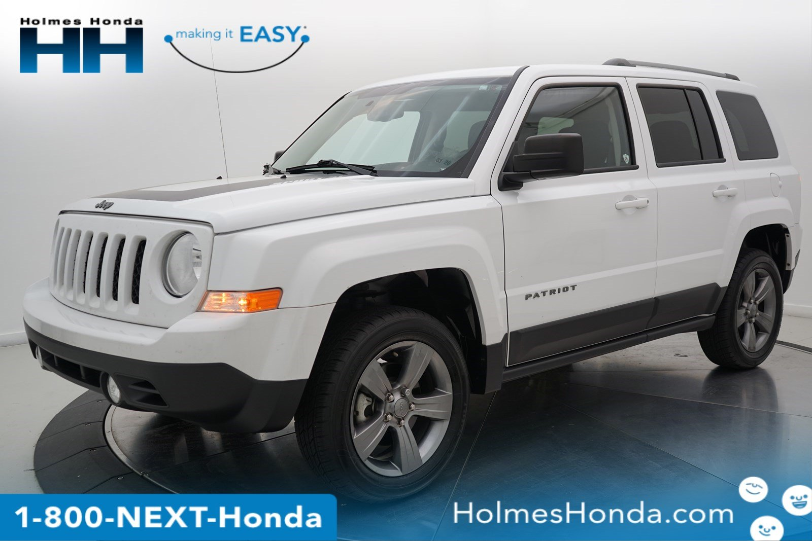 Pre Owned 2016 Jeep Patriot Sport Se